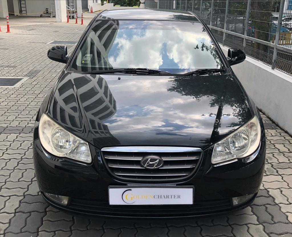 Hyundai Avante for rent Grab Rental Gojek Or Personal Use Low price and CHEAPEST RENTAL