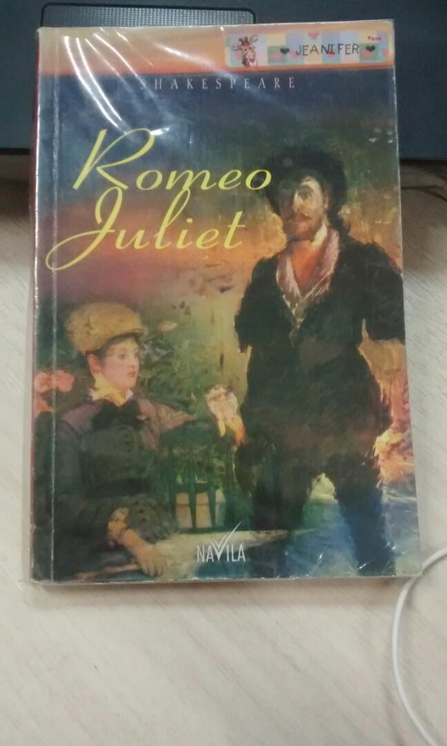 #Joinjuli Novel Rome & Juliet terjemahan Shakespeare