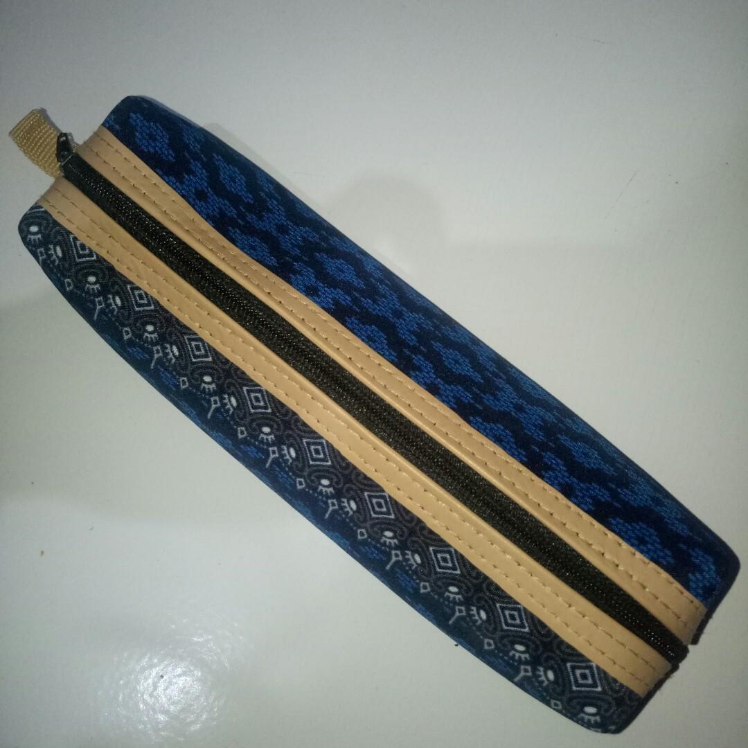 kotak pensil batik (pencil case batik)