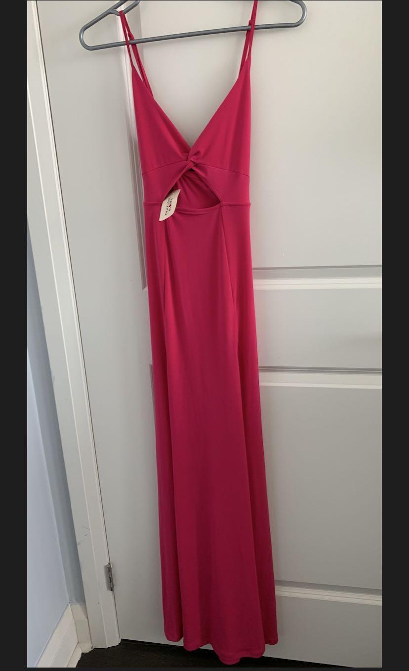New forever 21 long dress - medium