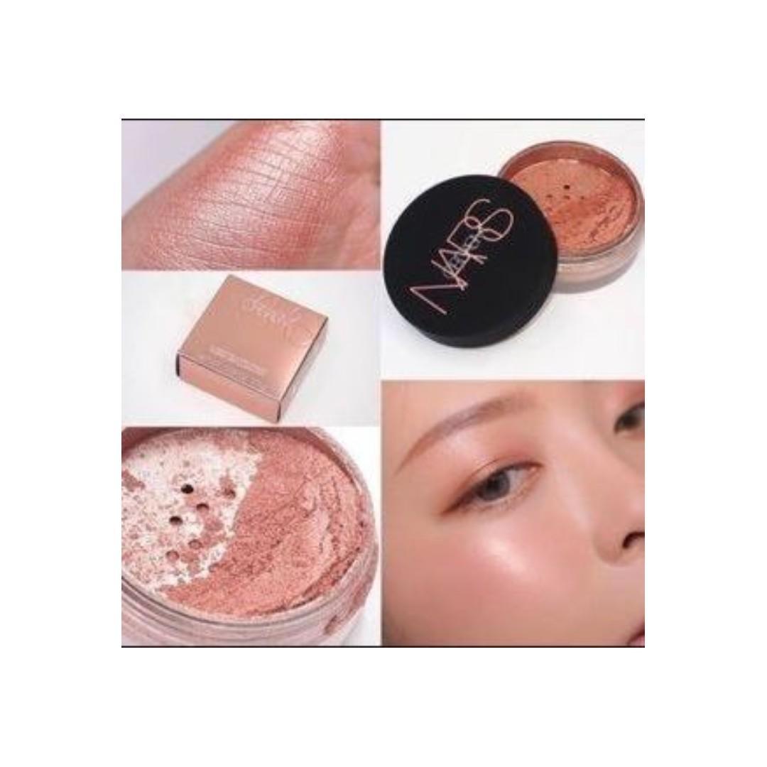 New!NARS Limited Edition ORGASM Illuminating loose powder blush, RRP$43