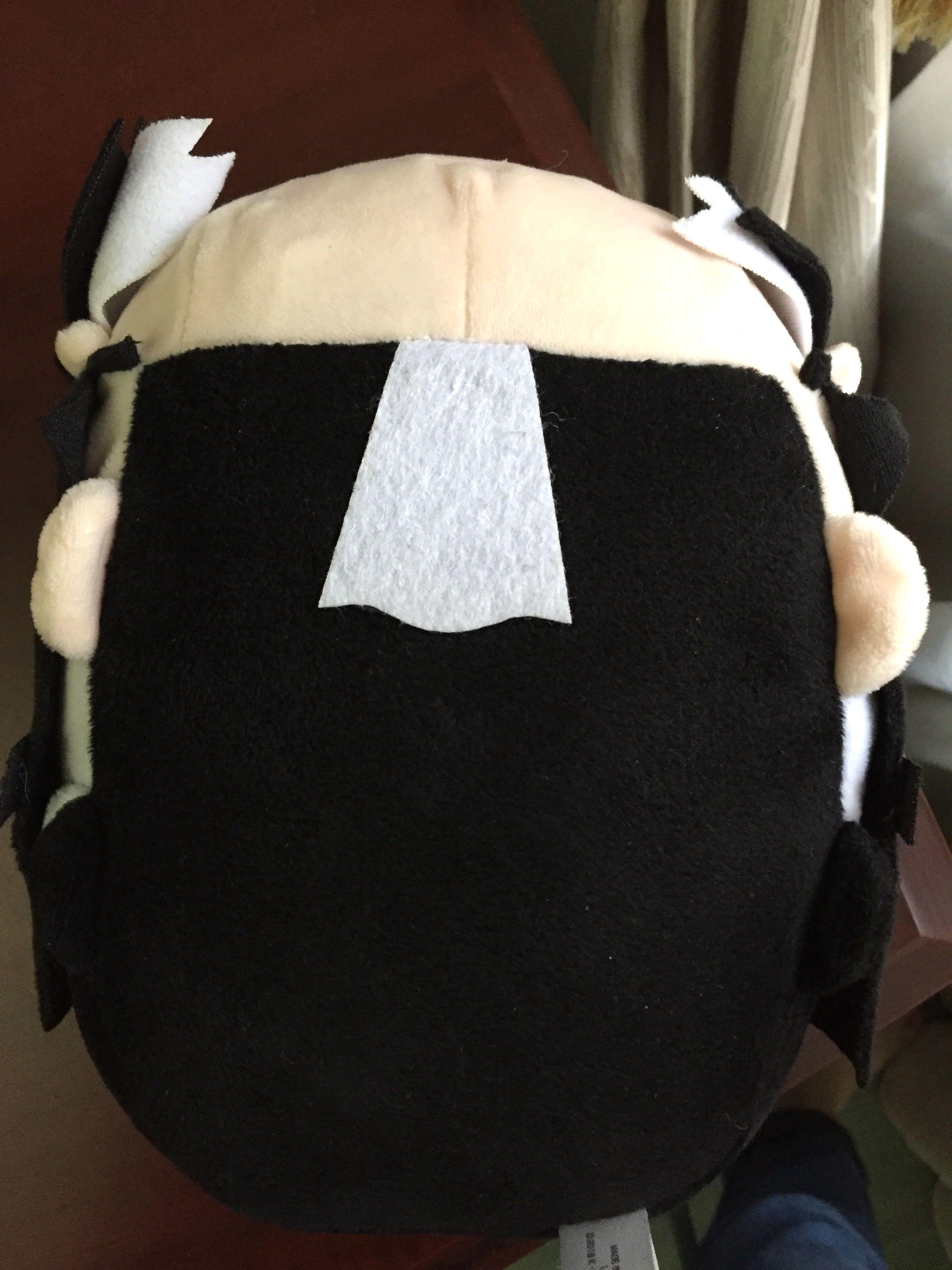 Official Bungou Stray Dogs Medium Sized Akutagawa Tsum Tsum Mochi plush