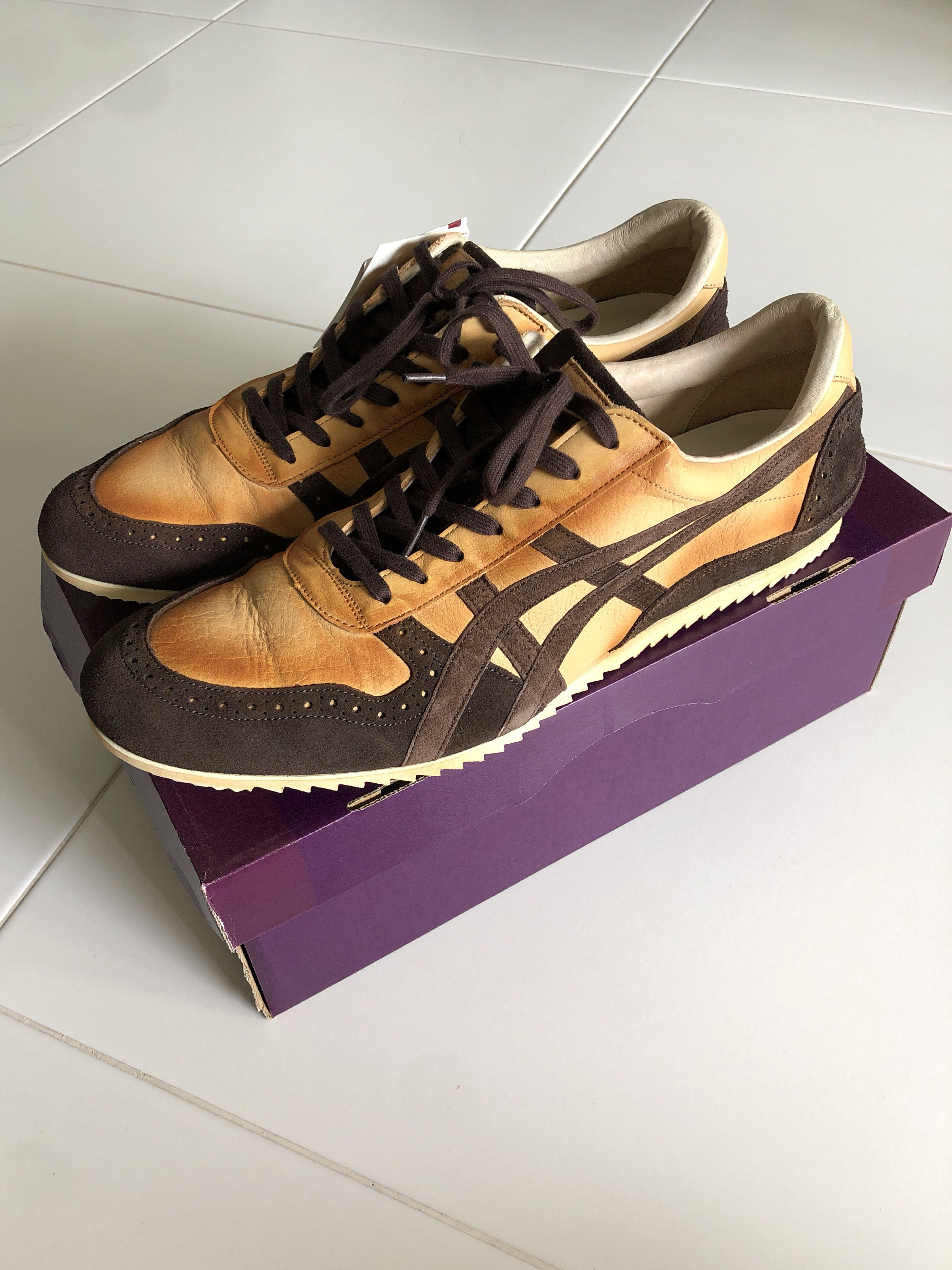 🔥 Authentic Onitsuka Tiger Ultimate