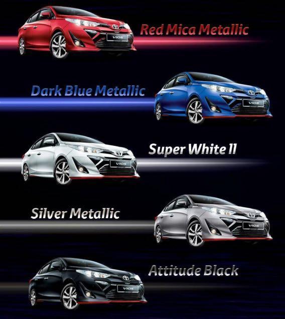 ❗️Percuma❗️Toyota Vios/ Toyota Yaris + Bodykit + Tinted+DVD+DVR