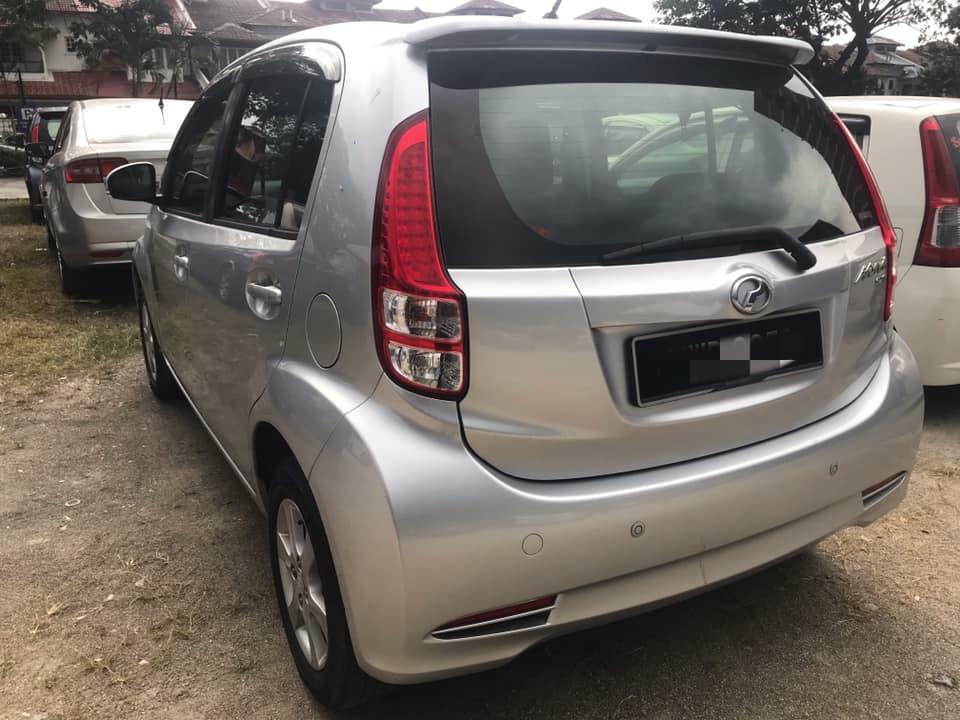 Perodua Myvi 1.3 (M) 2011 Loan Muka 0 Bulan2 RM3xx