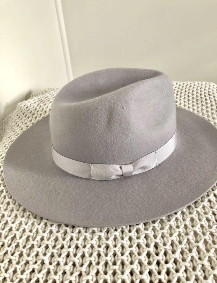QUICK SALE: Lack of Color felt hat - new with tags