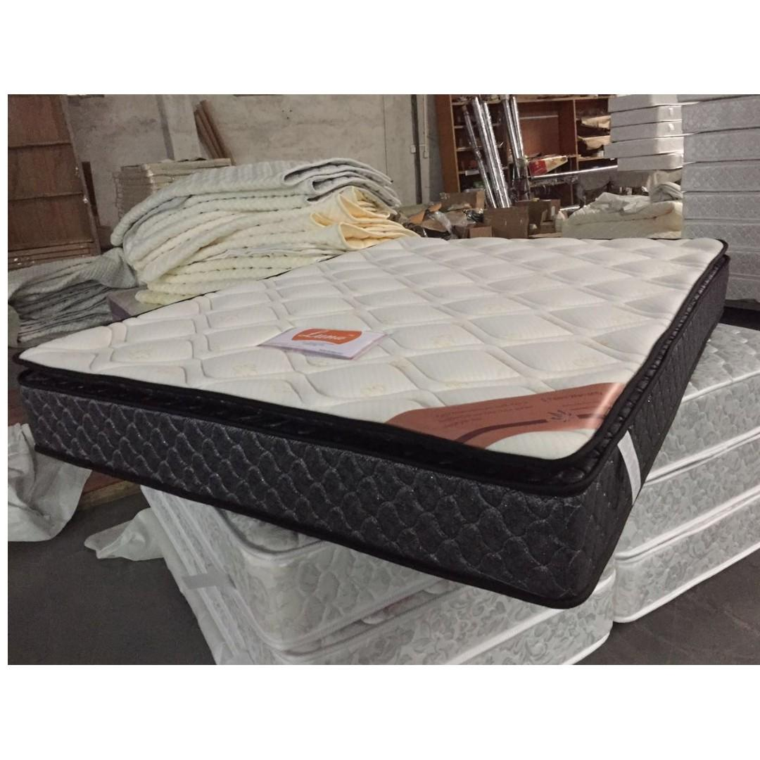SALE ! Pillow Top Mattress from $160 (Single/King single/Double/Queen)