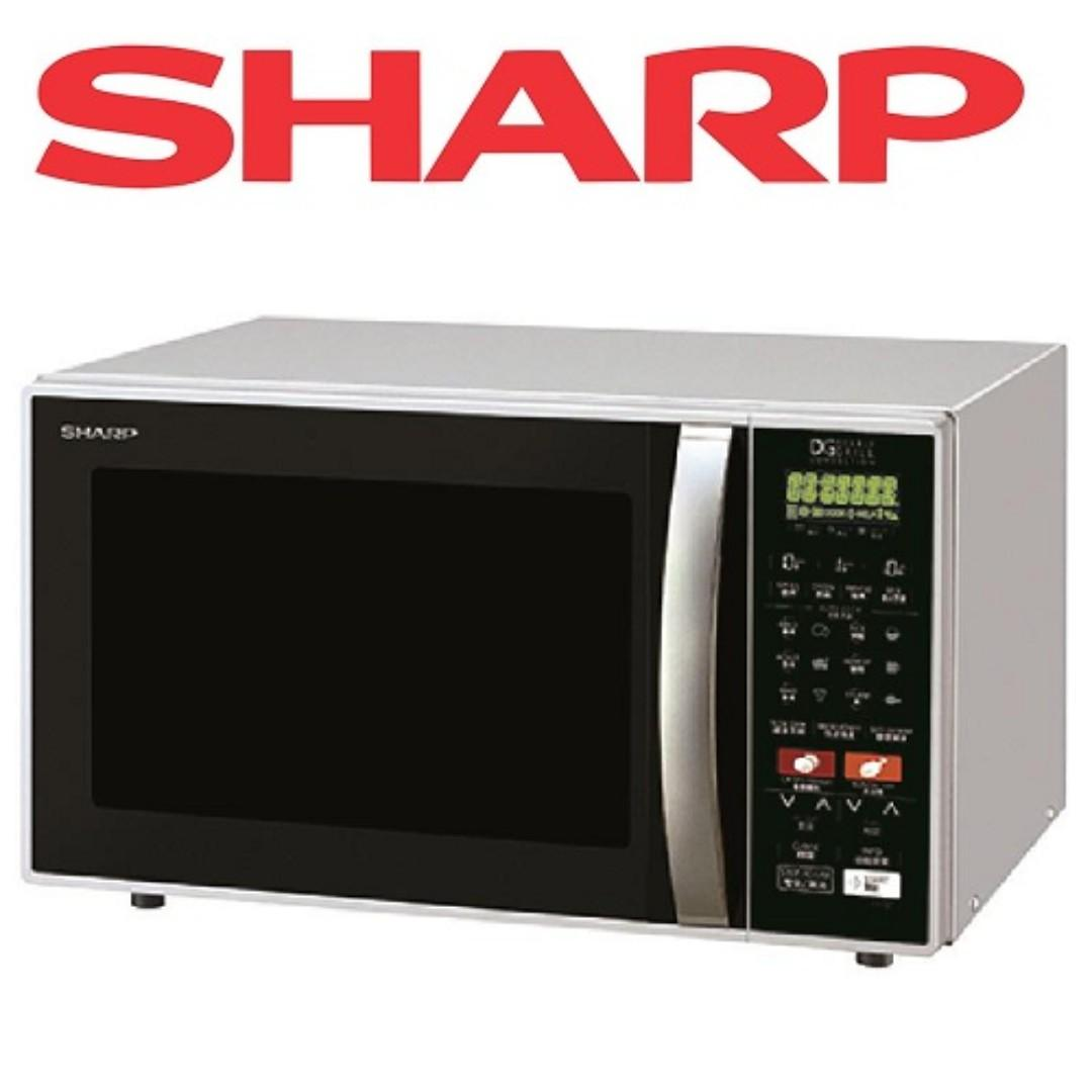 Sharp R 898c S 26l Counter Top