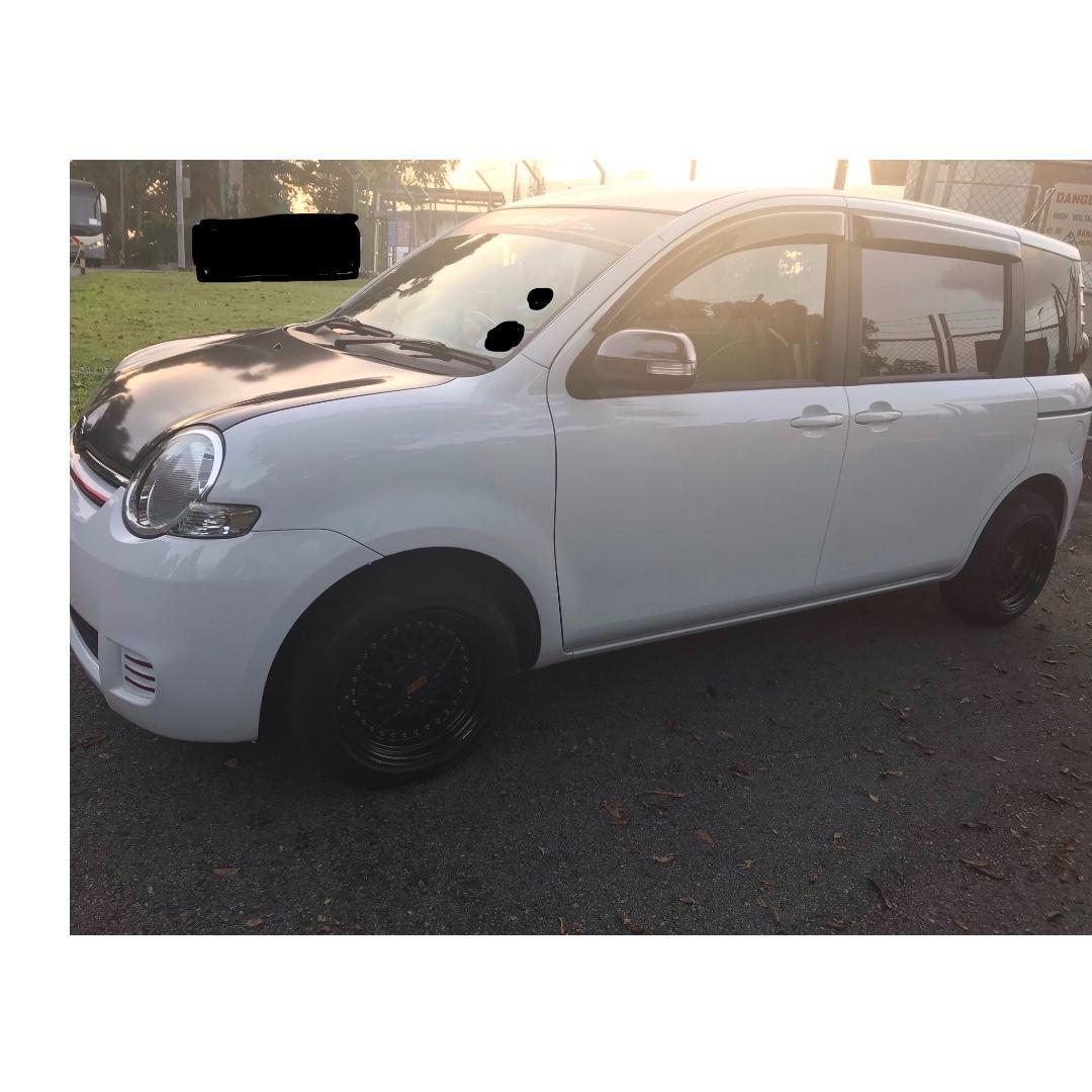Toyota Sienta 1.5 G 7-Seater Auto