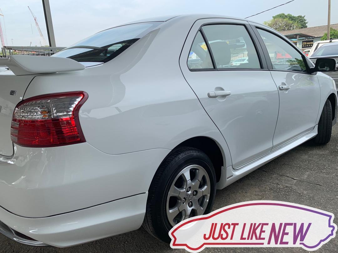 Toyota Vios Facelift 1.5 Auto‼️Takde lesen boleh‼️Full loan boleh‼️Ptptn problem boleh‼️