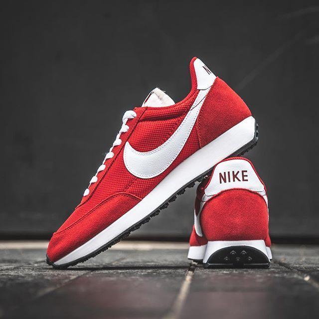 US11 Nike Air Tailwind 79 Gym Red, Men