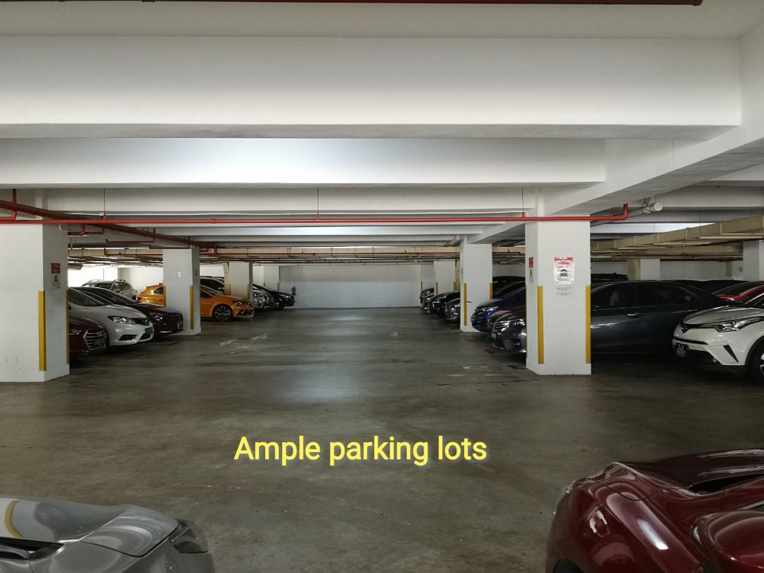 VARIOUS Spaces@City Area