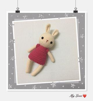 Pinky The Bunny 🐰💕