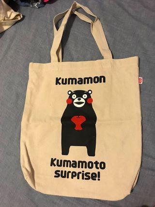 熊本熊正版布袋