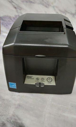 Star Micronics TSP-650II Lan Thermal Printer 熱感應印表機