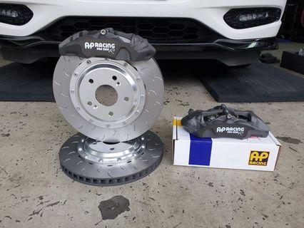 AP Racing 9440 Pro 5000R 4 pot