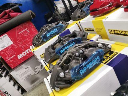 AP Racing 9660 Pro5000R 6 pot