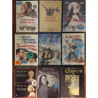 DVD : Classic oldies