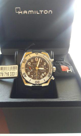 🚚 漢米爾頓潛水錶系列