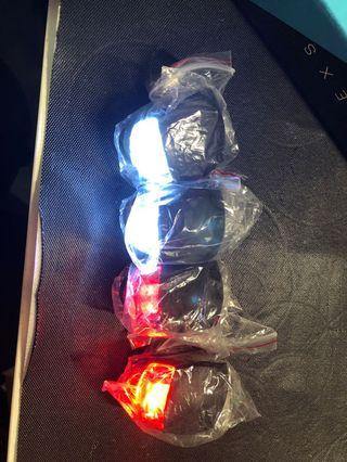 🚚 FFEXS 4pcs Bike Lights