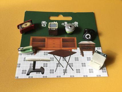 7 11 香港 情懷 迷你 電器 磁石