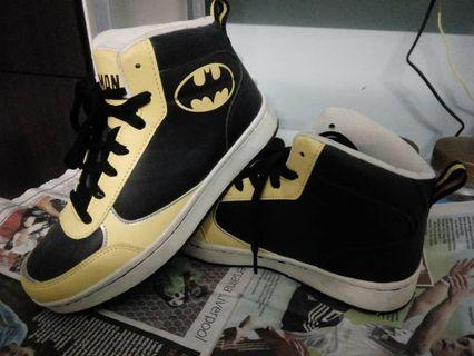 DC batman shoes