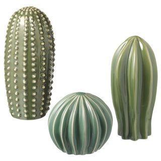 Ikea Cactus Figurines Ornaments Decor