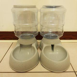 超大容量自動飲水餵食器