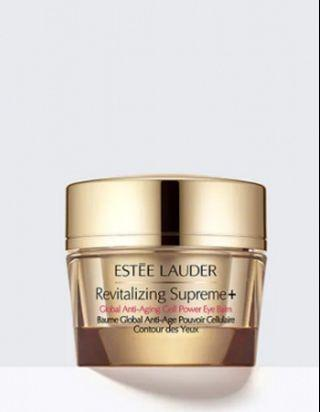 100%🇺🇸美國直送🇺🇸Estée Lauder  Revitalizing Supreme+ Global Anti-Aging Cell Power Eye Balm