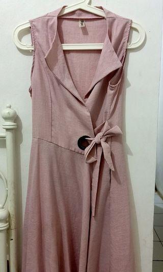 Outerwear pink