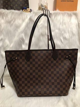 c7db6be94 louis vuitton bag authentic neverfull | Luxury | Carousell Singapore