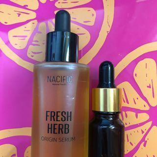 (preloved) Nacific Fresh Herb Serum