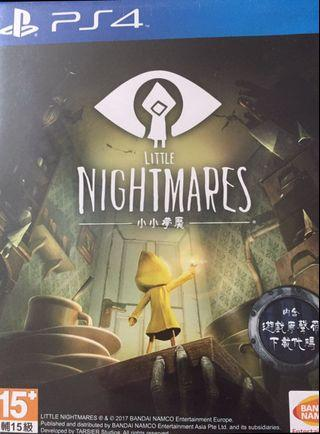 Little nightmares 小小夢魘