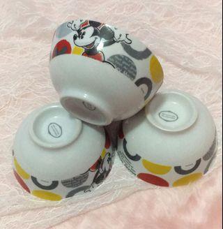 Disney Mickey Mouse bowls