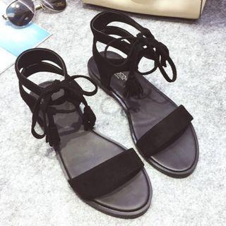 簡約羅馬涼鞋