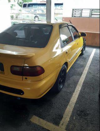 Honda Ed