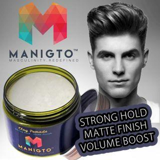 Best selling pomade via free mailing