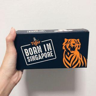 Tiger collectable shot glasses