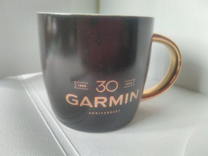 GARMIN 30年紀念馬克杯