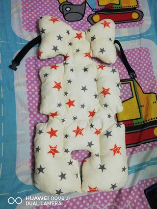Baby Stroller Head Pad