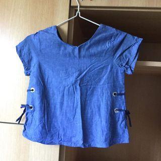 🚚 ZARA藍色套裝(不拆賣)
