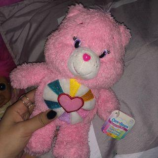 Care bear 🐻 玩偶 🧸小熊 收藏 玩具 玩偶