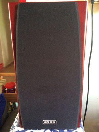 Epos M5i bookshelf speakers for sale or trade