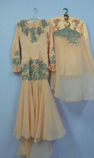 baju nikah/pengantin