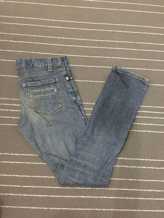 Bundle skinny jeans