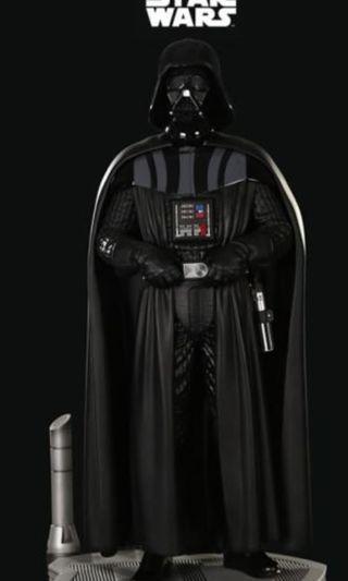 XM Studios Darth Vader 1/4 scale statue