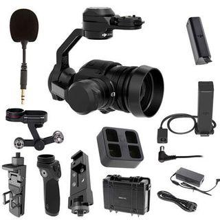 DJI Osmo Pro Combo with Full Accessories + Handwheel & Z-Axis