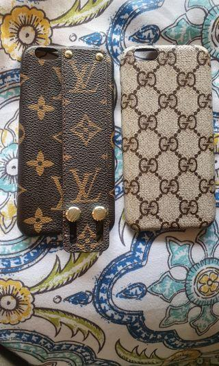 LV and Gucci case for iphone 6/6s