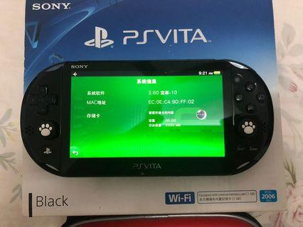 Ps Vita 2k Henkaku Jailbreak 3.60 64GB