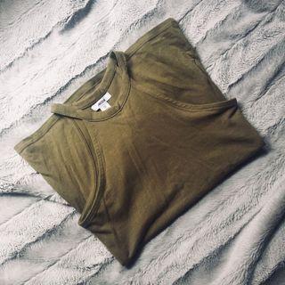 ✨ardene green halter tank top